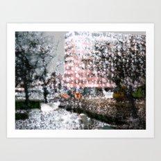 Rainy DayZ 19 Art Print