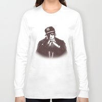 jay z Long Sleeve T-shirts featuring Jay by Fimbis