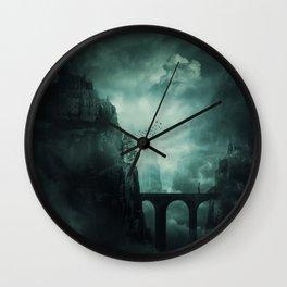 The forgotten kingdom Wall Clock
