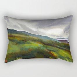 Norwegian Highlands Rectangular Pillow
