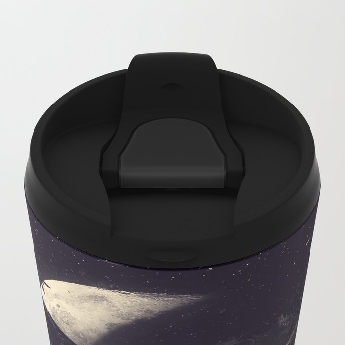 NightFlight Metal Travel Mug