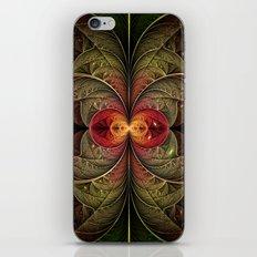 Autumn Galaxy iPhone & iPod Skin