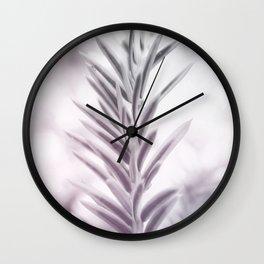 photo leafs #photography #botanical Wall Clock