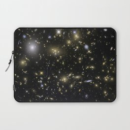 Galaxy Cluster MACSJ0717.5+3745 Laptop Sleeve