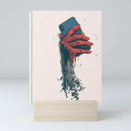 Hand Confessions of a Dangerous Mind Mini Art Print