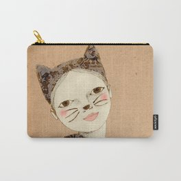 Kiki Kitty Carry-All Pouch