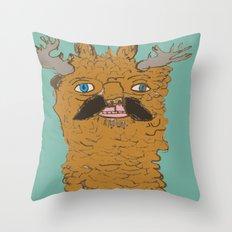living nature Throw Pillow