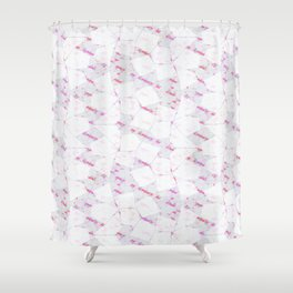Ghost Town (Juicy Fruit) Shower Curtain