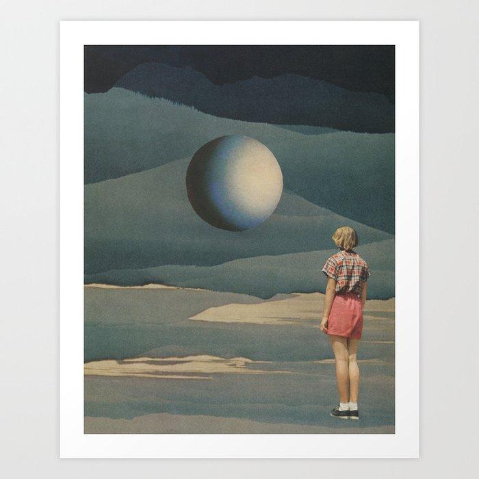 Indigo Dreams Kunstdrucke