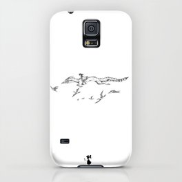 Let your dreams fly iPhone Case