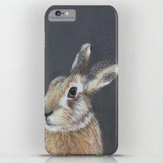 The Hares Stare Slim Case iPhone 6 Plus