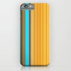 Sablo Lio Blue Yellow Slim Case iPhone 6s