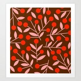 Cherry Blossom_002 Art Print