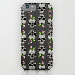 The Inevitable Cycle Pattern iPhone Case