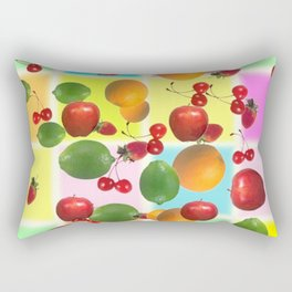 fruit salad Rectangular Pillow