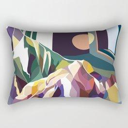At Mont-Rebei Rectangular Pillow