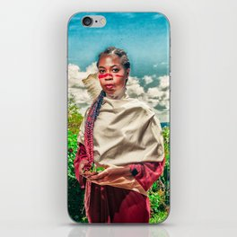 St. Marithe iPhone Skin