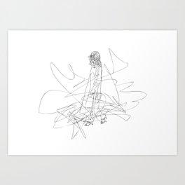 Effit Art Print