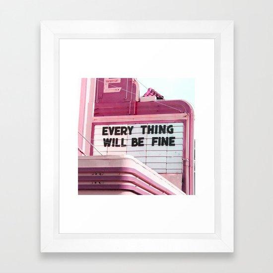 Every Thing Will Be Fine by wankerandwanker