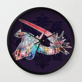 Nargacuga Wall Clock