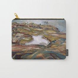 Edvard Munch - Coastal Landscape Carry-All Pouch