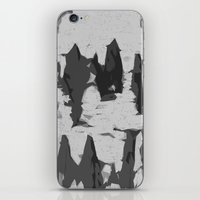 birch iPhone & iPod Skins featuring Birch by vdell