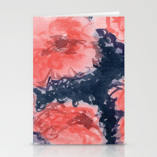 Stark Blumen Stationery Cards