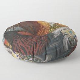 Odin & Frigg Floor Pillow