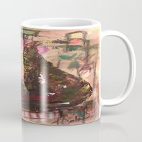 jazz Mugs featuring Jazz by Teresa Cook Art