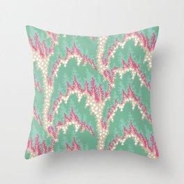 Breakwater (Emerald) Throw Pillow