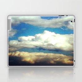 Beauteous May Sky Laptop & iPad Skin
