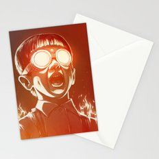 FIREEE! Stationery Cards