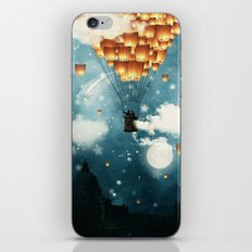 Where all the wishes come true iPhone & iPod Skin
