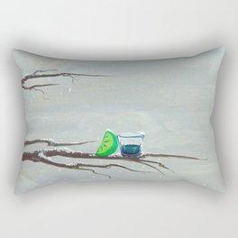 SALT Talks Rectangular Pillow