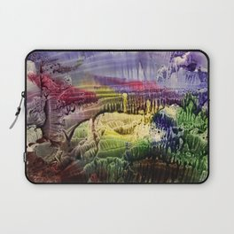 abstract composition 3 . artwork Laptop Sleeve