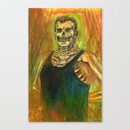 Remnant Of Archibald Colby Canvas Print