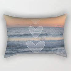 Dusk or Dawn Rectangular Pillow