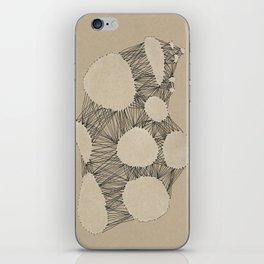 Kraft Konstruction iPhone Skin