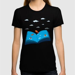 Sea of wisdom T-shirt