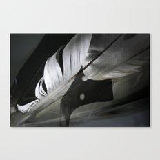 Secret Whisper Canvas Print