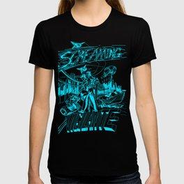 Screaming Vigilante T-shirt