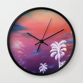 Negative Wall Clock