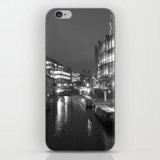 Broad St Reflections iPhone & iPod Skin