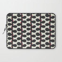 Like a Leaf [red spots] Laptop Sleeve