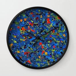 Abstract #913 Wall Clock