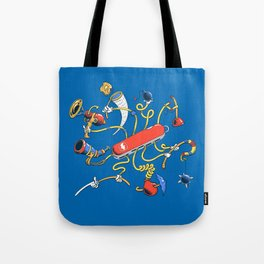 Dr Swiss Tote Bag