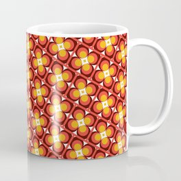 Arabic Ramadan Kareem Pattern Coffee Mug