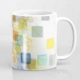 Dancing Squares Coffee Mug