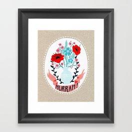 This vase Framed Art Print