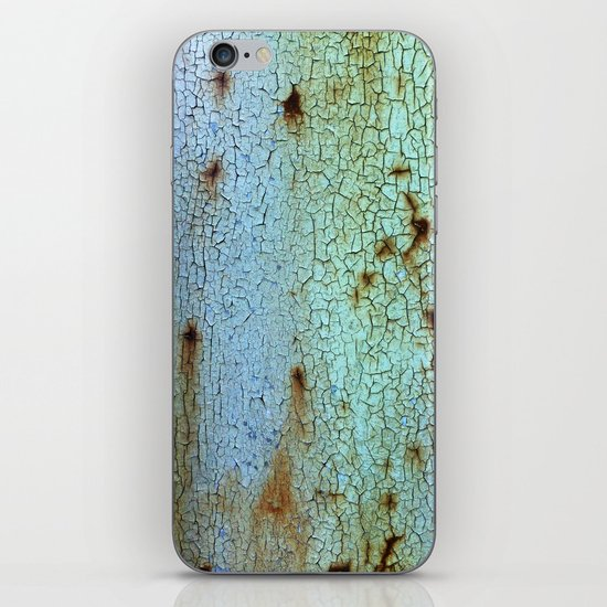 Crackled Case iPhone & iPod Skin